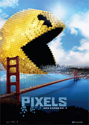film Pixels (2015)