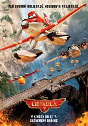 film Lietadlá 2 (2014)