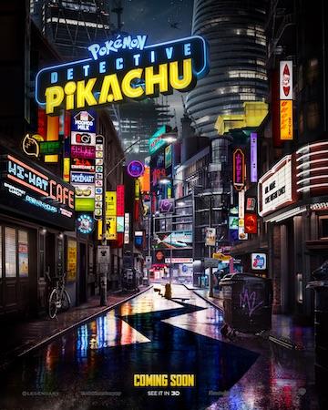 film Pokémon Detektív Pikachu (2019)