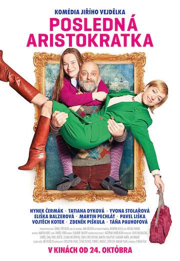 film Posledná aristokratka (2019)