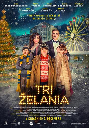 film Tri želania (2017)
