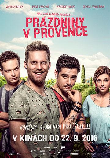 film Prázdniny v Provence (2016)