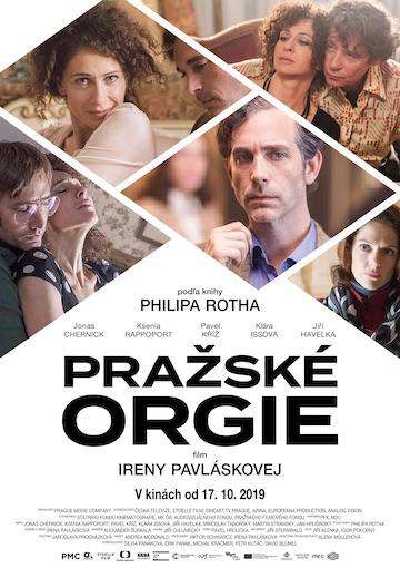 film Pražské orgie (2019)