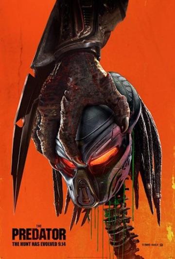 film Predátor: Evolúcia (2018)
