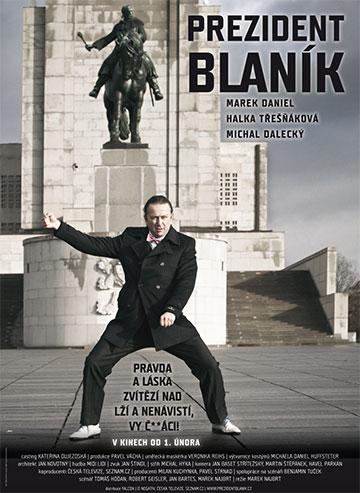 film Prezident Blaník (2018)