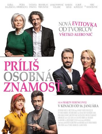 film Príliš osobná známosť (2020)