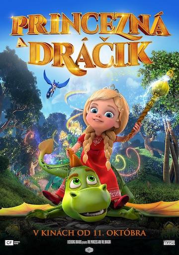 film Princezná a dráčik (2018)