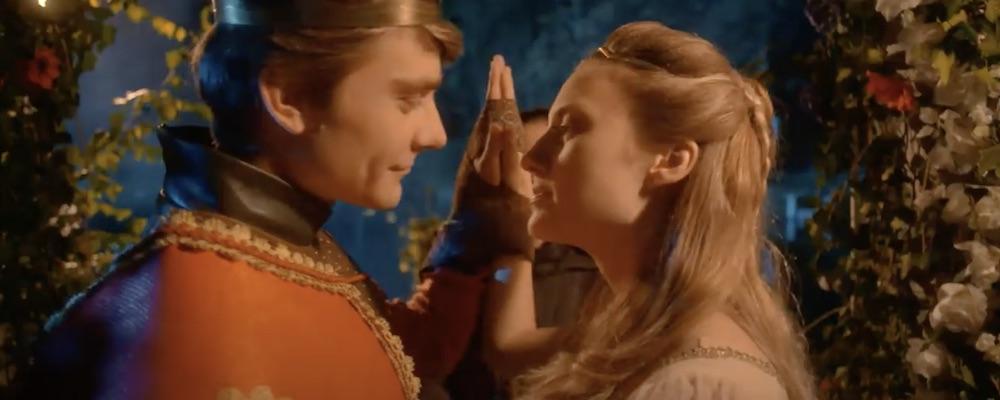 Film Princezná zakliata v čase (2020)