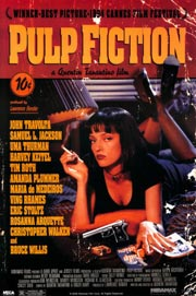 film Pulp Fiction: Historky z podsvetia (1994)