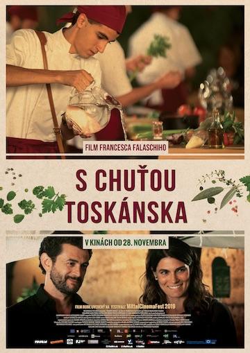 film S chuťou Toskánska (2018)