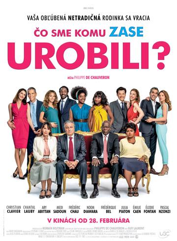 film Čo sme komu zase urobili? (2019)