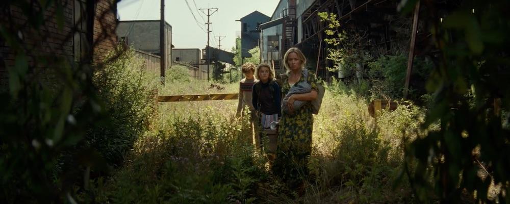Film Tiché miesto 2 (2020)