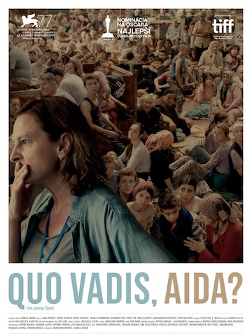 film Quo Vadis, Aida? (2020)