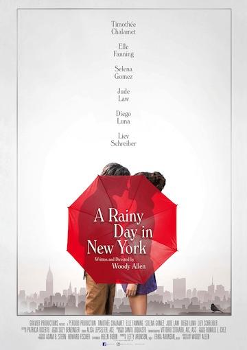 film Daždivý deň v New Yorku (2019)