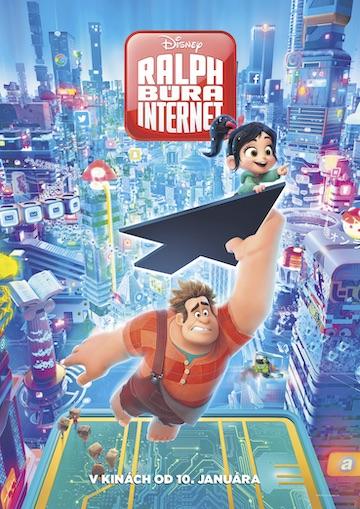 film Ralph búra internet (2018)