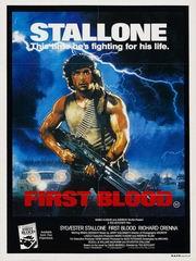 film Rambo I (1982)