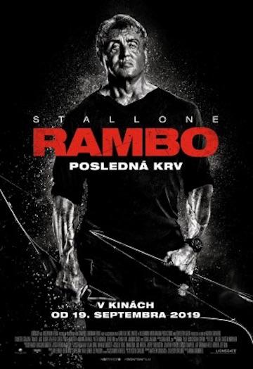 film Rambo: Posledná krv (2019)