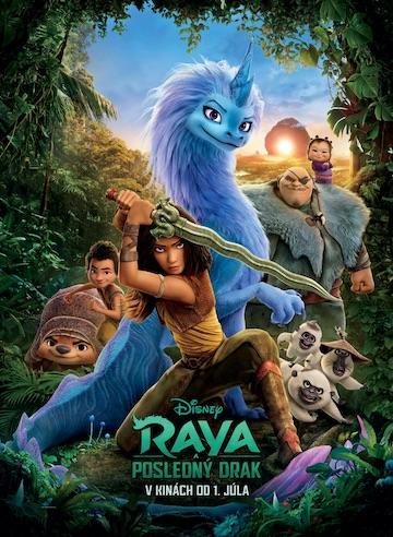 film Raya a posledný drak (2021)