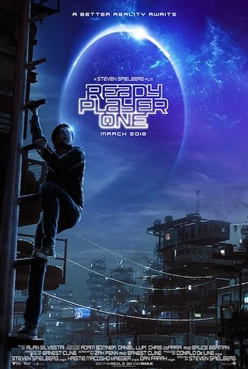 film Ready Player One: Hra sa začína (2018)