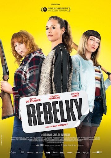 film Rebelky (2019)