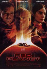 film Červená planéta (2000)