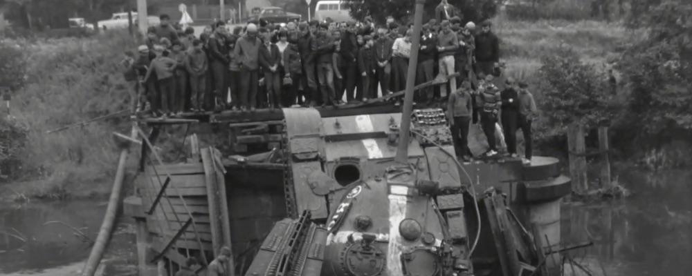 Film Rekonštrukcia okupácie (2021)
