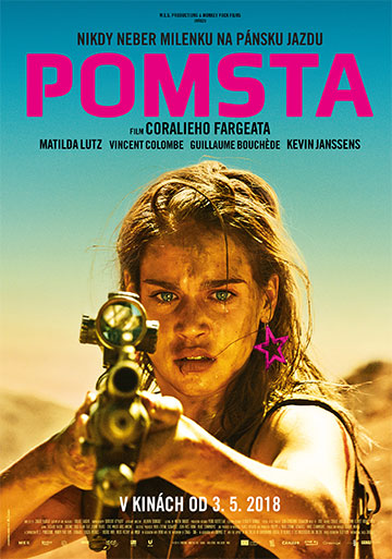 film Pomsta (2017)