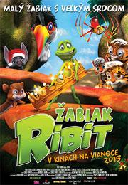 film Žabiak Ribit (2014)