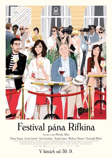 film Festival pána Rifkina (2020)