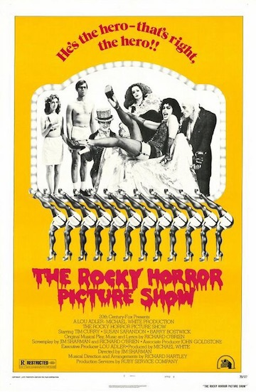 film Rocky Horror Picture Show (1975)