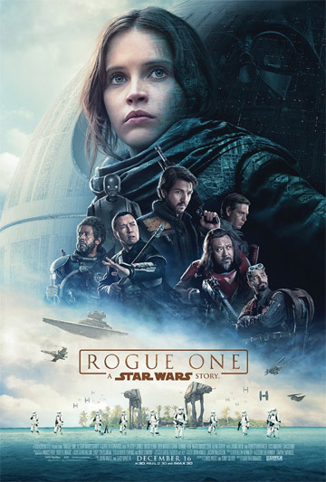 film Rogue One: Star Wars (2016)