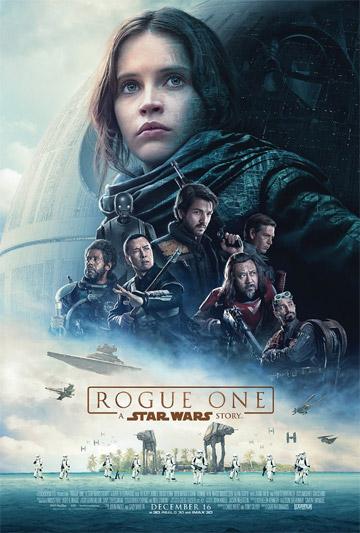 film Rogue One: Star Wars (2016)