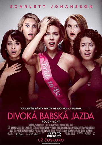 film Divoká babská jazda (2017)