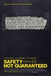 film Safety Not Guaranteed (2012)