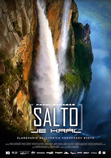 film Salto je kráľ (2020)