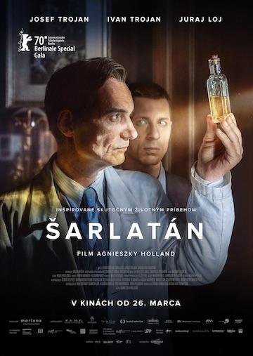 film Šarlatán (2020)