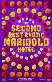 film Druhý báječný hotel Marigold (2015)