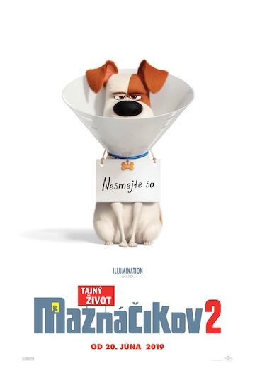 film Tajný život maznáčikov 2 (2019)