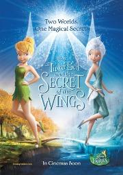 film Cililing a tajomstvo krídiel (2012)