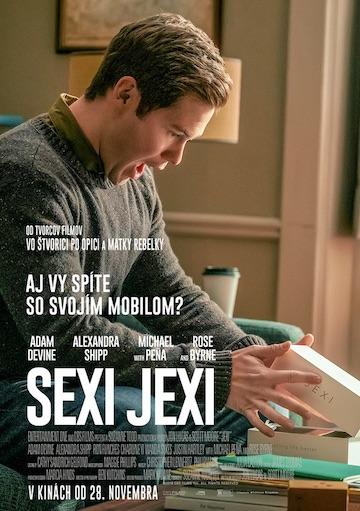 film Sexi Jexi (2019)