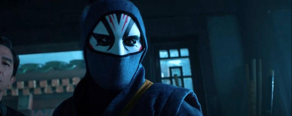 Film Shang Chi: Legenda o desiatich prsteňoch  (2021)
