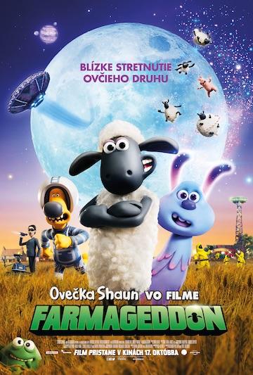 film Ovečka Shaun vo filme: Farmageddon (2019)