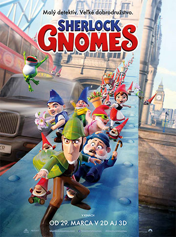 film Sherlock Gnomes (2018)