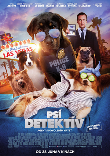 film Psí detektív (2018)