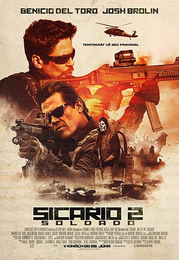 film Sicario 2 (2018)