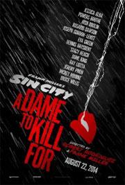 film Sin City: Ženská, pre ktorú by som vraždil (2014)