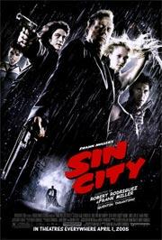 film Sin City - mesto hriechu (2005)