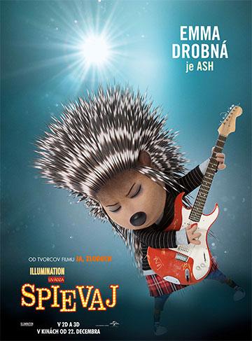 film Spievaj (2016)