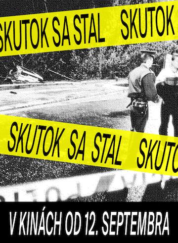 film Skutok sa stal (2019)