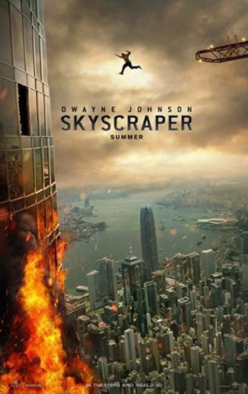 film Mrakodrap (2018)